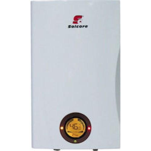 SOLCORE DR07A15 ΤΡΙΦΑΣΙΚΟΣ Ηλεκτρικός Ταχυθερμαντήρας Nερού 15kW (inverter)